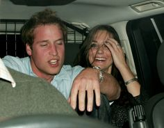 29 Drunk Celebrities Who'll Make You Feel Better About Your Hangover. PINNING PURELY BECAUSE KATE AND WILL'S PIC IS ADORABLE