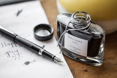 A fantastic value fountain pen from Pilot. This black metal bodied pen has a black accent band and a 1.0mm stub italic steel nib. It comes with a squeeze converter and an ink cartridge, or you can upgrade to a CON-40 twist piston converter if you prefer. Accepts Pilot cartridges.<br>
