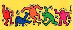 Keith Haring, Euforia