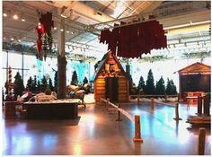 Free Bass Pro Shops Santa's Wonderland starts November 10, Free Santa photos