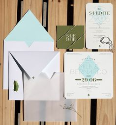 Mila & Bernardo by Pedro Paulino, via Behance