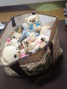 ふんわり☆ みんなで☆ おひっこし☆ https://twitter.com/fafa_bear/status/238458744927817728