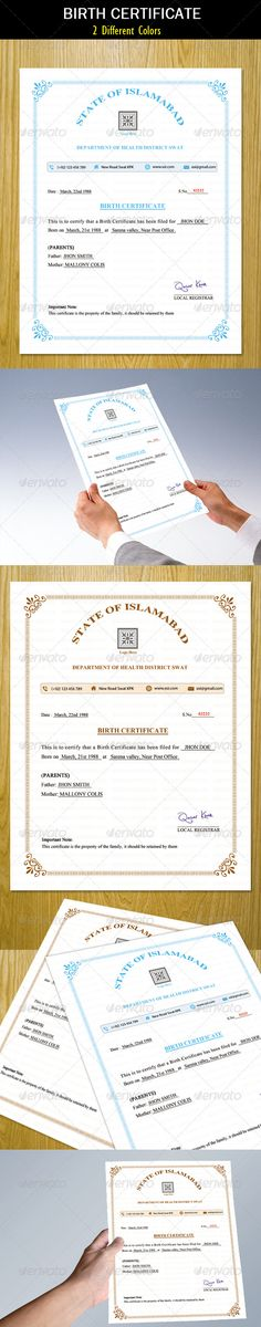 Have you lost or damaged your birth certificates and want to - baby birth certificate template