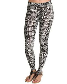 Buy Geo print leggings Women's Bottoms from Fashion Lab. Find Fashion Lab fashions & more at DrJays.com