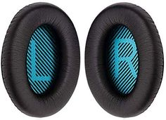 KZIOACSH Bose Replacement Ear Pads Compatible with QC 2 15 25 35 AE2 AE2i AE2w SoundTrue SoundLink(Around-Ear) Headphone(1 Pair): Amazon.ca: Electronics