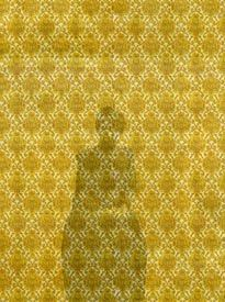 """Never thought I'd see this again!   """"There are things in that wallpaper that nobody knows about but me, or ever will."""" - Charlotte Perkins Gilman, The Yellow Wallpaper"""