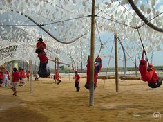 """Visit our internet site for even more relevant information on """"playground indoor design play spaces"""". It is a superb place for more information. Park Playground, Playground Design, Outdoor Playground, Urban Landscape, Landscape Design, Cool Playgrounds, Play Spaces, Outdoor Fun, Kids Outdoor Spaces"""