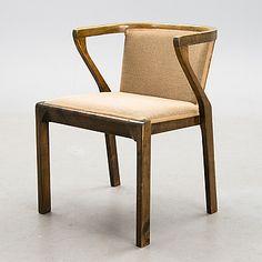 ALVAR AALTO, nojatuoli, malli 2, 1930-luvun alku. - Bukowskis