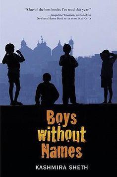 Boys Without Names - Kashmira Sheth