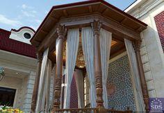 Uzbek house design