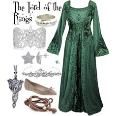 """The Lord of the Rings"" by kerogenki on Polyvore"