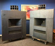 RARE Vintage 1940's Altec Lansing VOTT A800 Theater Systems Pair, Amazing Sound!