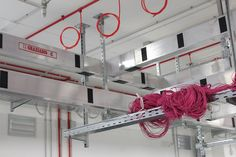 GDA busbar in the Italian Nuclear Data Center in Bari (South of Italy) to feed server 365 days a year.