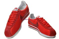 RED Nike Cortez Year Of The Snake, Nike Classic Cortez, Nike Cortez, Trainers, Nike Women, Sneakers Nike, Unique, Red, Shoes