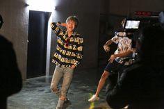 방탄소년단의 - Making of '불타오르네 : FIRE' MV Shooting