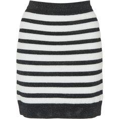 Knit Short Skirt   Moda Operandi (26.103.850 VND) ❤ liked on Polyvore featuring skirts, mini skirts, short mini skirts, pencil skirts, short pencil skirt and knit pencil skirt