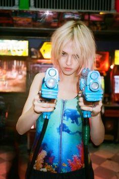 Arcade shoot