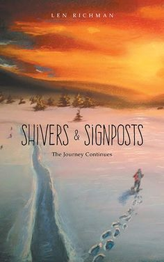 Shivers and Signposts Review http://cancersuckscouk.ipage.com/blogtour-review-shivers-signposts-by-len-richman-guestpost/