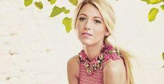 Blake Lively è il nuovo volto Peuteury: brand ambassador del Made in Italy nel mondo
