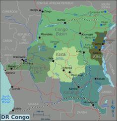 Democratic Republic of the Congo travel guide - Wikitravel