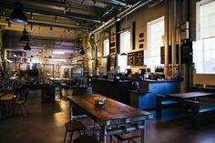 Inside Guinness's Secret Bar in Dublin