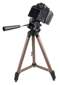 #techy #pink Introducing DURAGADGET's bestselling tripod for cameras and camcorders, custom-designed to make for the perfect travel companion. #Lightweight, cont...