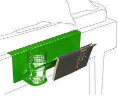 designer bett bilder   design-bett-zip-bed-cool-innovativ-mit, Schlafzimmer entwurf