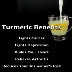 Traditionally, golden milk/turmeric milk has been used for colds, congestion, headache, and sore throats. Turmeric is a depression-fighter as well. Turmeric Health, Turmeric Smoothie, Turmeric Milk, Turmeric Recipes, Turmeric Plant, Natural Health Remedies, Herbal Remedies, Coconut Milk Recipes, Salud