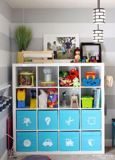 Toy Storage Ikea Expedit Design