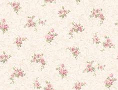 Callaway Cottage CT0810 Full Floral Scroll Wallpaper - indoorwallpaper.com