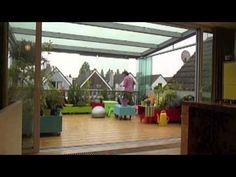 """Het Cabriohuis in Rotterdam door door HUNK-design (Bart Cardinaal en Nadine Roos) is onderwerp van de blog van onze stagiaire Marieke Gielen. """"Met de komst v..."""