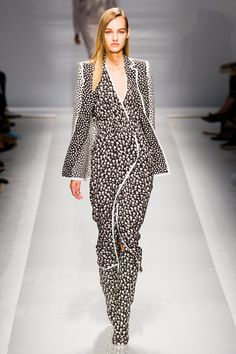 The Best Runway Looks from MFW - The Best Runway Looks at Milan Fashion Week Spring 2015 - StyleBistro