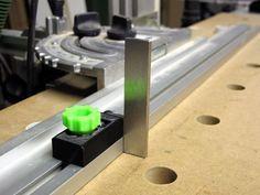 Custom Mft Table Saw Extension Table Festool Jigs And