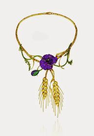 Rosamaria G Frangini | MyFlowerJewellery | We Love Gold : Floral Jewels, Carol Woolton