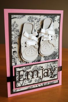 Booties Baby Shower ♡ created by Mary Jarvis