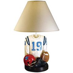 Football Jersey Table Lamp