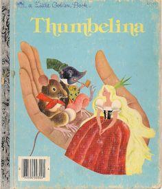 """Tenggren's """"Thumbelina"""" LGB, via Etsy."""