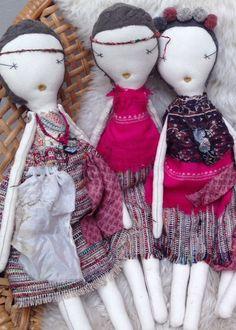 gypsy dolls - Jess brown