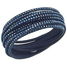 Swarovski Slake Bracelet Blue 1179320