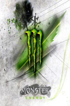Monster Energy Fresh wallpaper by Viking Wallpaper, Cool Wallpaper, Nike Wallpaper, Mobile Wallpaper, Best Energy Drink, Energy Drinks, Monster Energy, Cr7 Jr, Dirt Bike Quotes