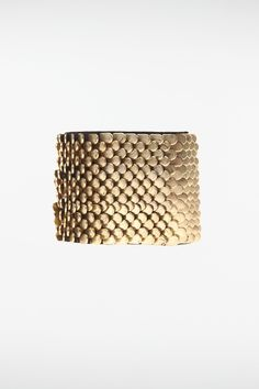 Bracelet femme manchette effet ecailles