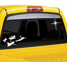 In black for light.   Etsy listing at http://www.etsy.com/listing/153609649/peter-pan-flying-kids-car-window-decal