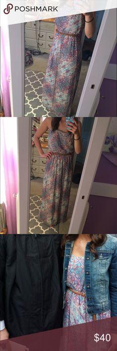 Beautiful maxi dress Iike new! Dresses