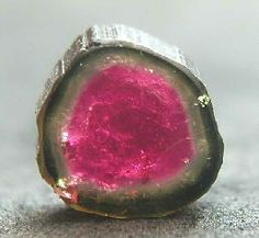 This watermelon tourmaline is ridiculous