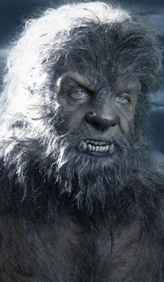 "John Talbot played by Anthony Hopkins in the 2010 film remake ""The Wolfman."""