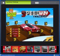 Speedway Challenge App - myplayyard | Conduit