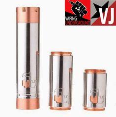 Vapor Joes - Daily Vaping Deals: THE CASTLE SYLE COPPER MECHANICAL KIT - $24.12