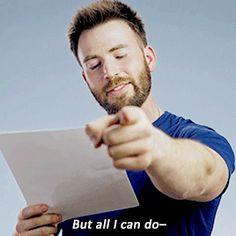 Chris Evans singing his favorite Prince song