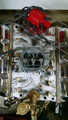 D D Df D A C Cc Ebc E Car Repair Keys on Old Oldsmobile 350 Rocket Engine