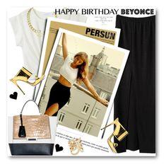 """Happy Birthday, Beyonce!"" by svijetlana ❤ liked on Polyvore featuring Chanel, Giuseppe Zanotti, polyvoreeditorial and happybirthdaybeyonce"